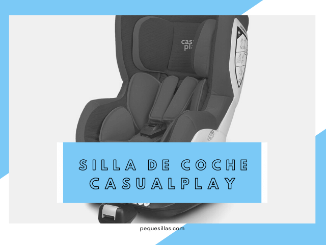 silla coche casualplay