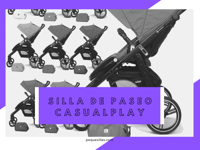 silla paseo casualplay