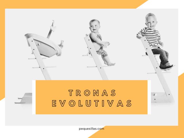 mejores tronas evolutivas