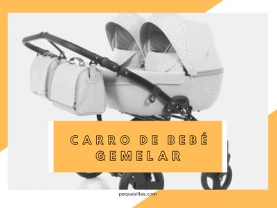 carro bebe gemelar