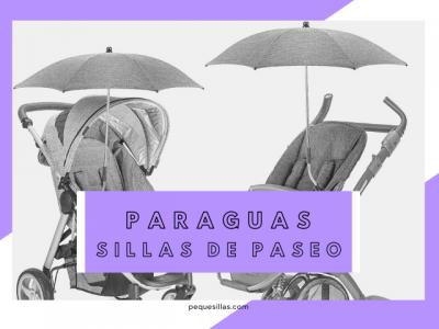paraguas para silla de paseo
