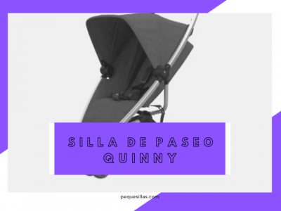 silla paseo quinny