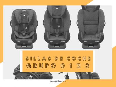 sillas coche grupo 123